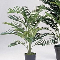 Palmier artificial de interior Areca palm 90 cm