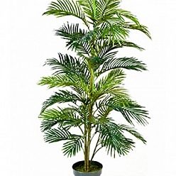 Palmier artificial de interior Areca palm 150 cm
